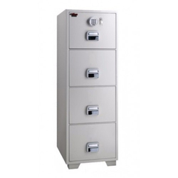 1 Hour Fire Resistant Filing Cabinets - Safes