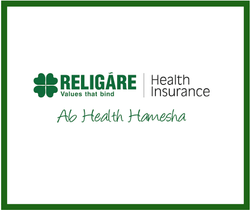 Care Religare Health Insurance, 1year