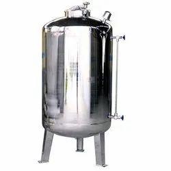 Stainless Steel Handle Water Tank