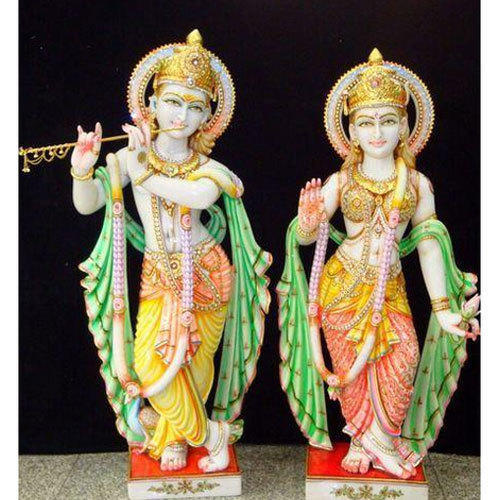 Marble Radha Krishna Statue Marble Radha Krishan Statue