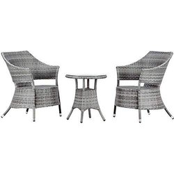 Universal Furniture Synthetic Fiber Table with Chairs Set