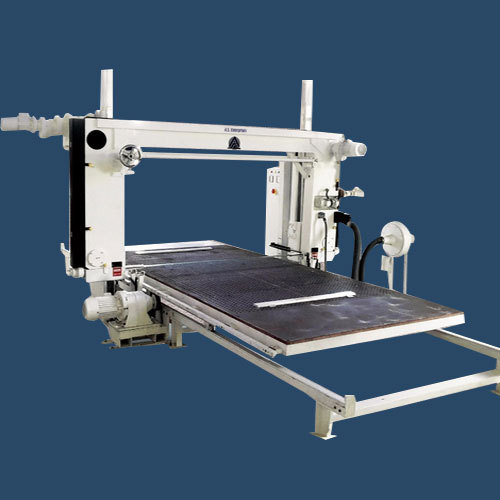 Foam Cutting Machine - Foam Side Trimming Machine