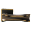 G95118 Aqua Marin Mortise Handle