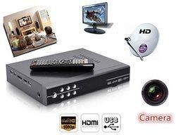 Spy Set Top Box Camera DTH Box HD Wifi Cable TV Cam