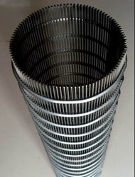 Cylindrical Wire Mesh Filter