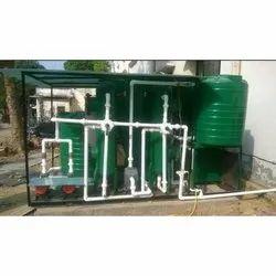 Membrane Bioreactor Sintex Sewage Treatment Plant, 1.5 kW, 0 - 50 m3/day