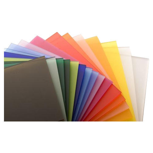 Multicolor Color Acrylic Sheet, Rs 50 /square feet, Archit Acrylic ...