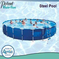 Steel Swimming Pool Handrail Steel Ki Tarantal Ki