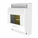Press Fit MCB Metal Back Enclosure Box