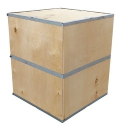 Plywood Storage Box