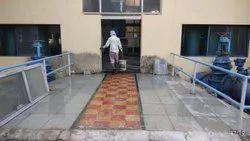 Tile/Marble/Concrete Paver Block Flooring Services, For Outdoor