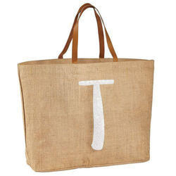 Ladies Jute Shopping Bag