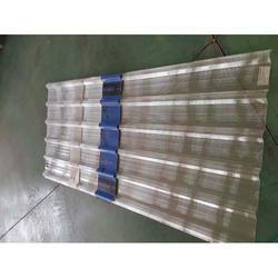 Polycarbonate Corrugated Wave Sheet VS - 22