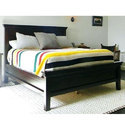 Inter Spaze Modern Designer Double Bed, For Home, Size: 5x6 Feet