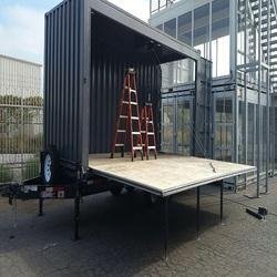 Movable Container Fabrication