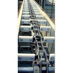 Mild Steel Chain Conveyor
