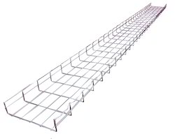Wire Basket Cable Tray - Suppliers & Manufacturers in India