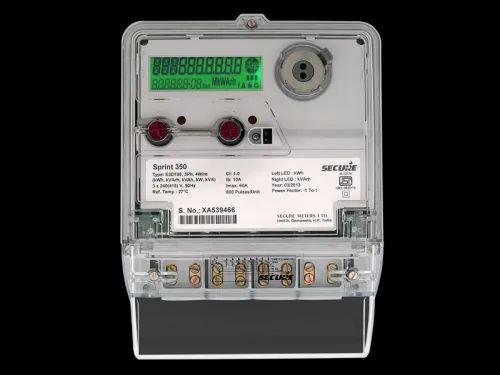 Secure Solar Meter