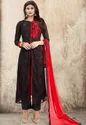 Black & Red Ethnic Suit