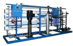Semi Automatic Commercial RO Plant