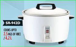 Stainless Steel Panasonic Lid Cooker SR-942D, SR 942D