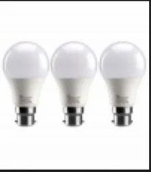 LED 9 Watt Bulb Pack Of 3 - Cool White