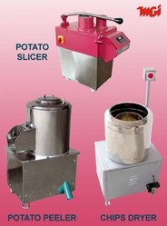 Potato Chips Making Machines