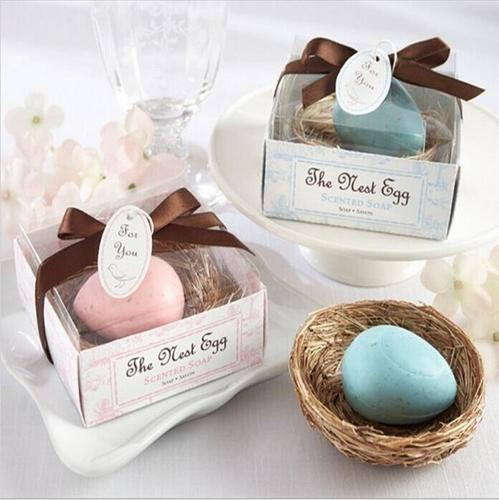 Creative Gift Baby Full Moon Birthday Wedding Gifts Back Small Soap Box