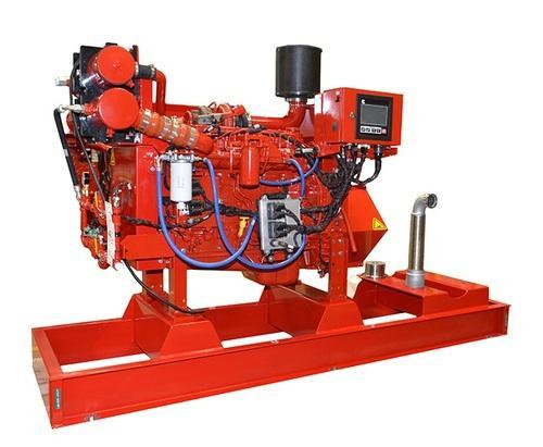 Cummins Diesel Engines >> Cummins Diesel Engine Fire Fighting Cfp7e Spares And Service