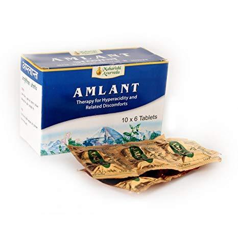 Amlant Tablet, 10x10, Packaging Type: strip of 6 tablets