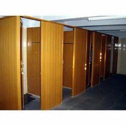 PVC Bathroom wall Partition