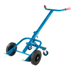 Nylon Wheel Drum Trolley