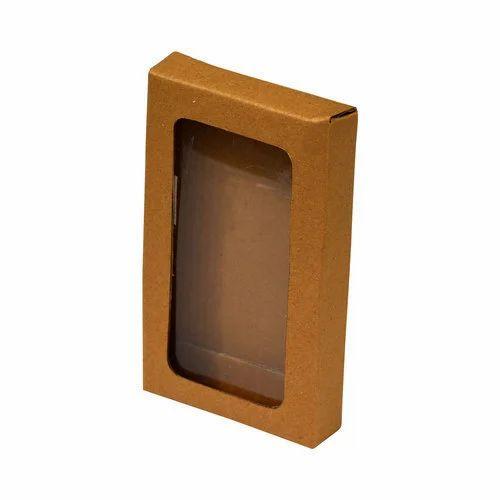 Brown Mobile Packaging Box