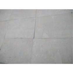 White Indian Natural Stone, For Flooring, Thickness: 18 mm