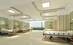 Hospital Interiors Decoration Services