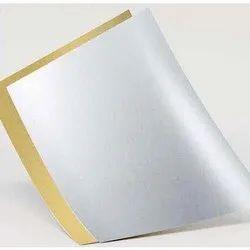 UVAJ Sublimation A4 Silver Paper, For Sublimation Process, GSM: 80 - 120
