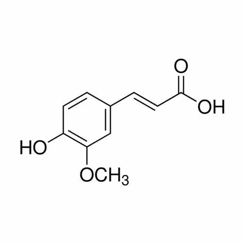 Powder Ferulic Acid, Grade Standard: Technical Grade, for Industrial, Rs  9800 /kilogram | ID: 1935568091