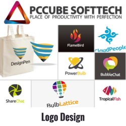 Multicolor 2d-3d Logo Design, Size Of The Logo: Maximum, For New Business