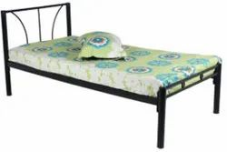 Decorative Black Coating Diwan Bed, For Home