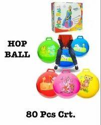 Mix Colour PVC Hop Ball