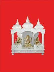 Mandir with God Statues