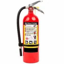 A B C Dry Powder Type DCP Fire Extinguisher