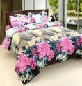 Glace Cotton Bedsheet