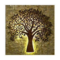 Tree Murals CNC Router Cutting Service