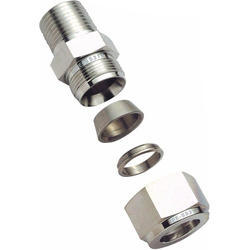 Double Ferrule Compression Fittings