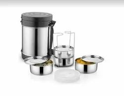 STAINLESS STEEL INSULATED  THERMAL TIFFIN