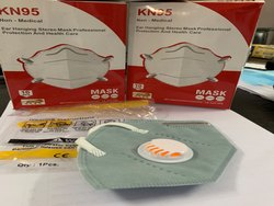 KN95 Protective Valve Mask