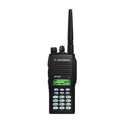 Motorola GP-338 UHF Walkie Talkie