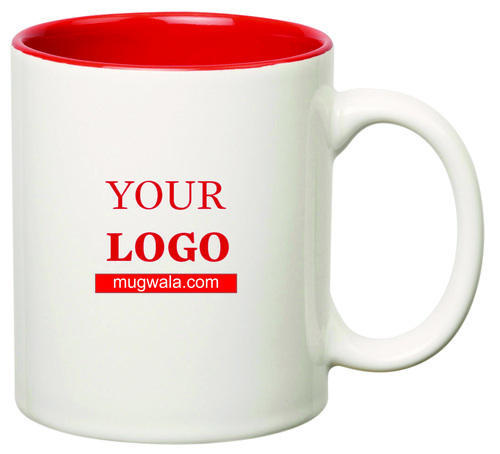promotional inside red coffee mug at rs 99 piece promotional