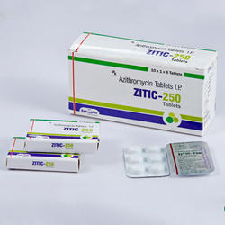 Azithromycin 250 Mg Tablets IP